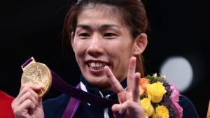 ③吉田沙織 3大会連続金メダル ロンドンオリンピック