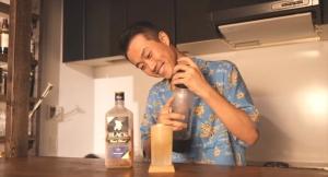 お酒とYotoの物語のグラスが衝撃的!